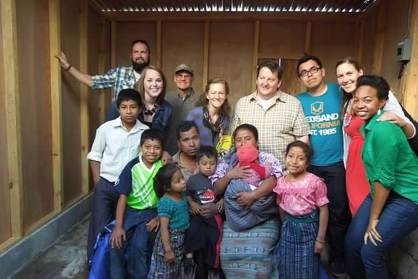 GYM Team 2014  -Guatemala Mission Trip-